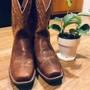 🌵Ariat Leather Cowboy Boots Size 11 Men's